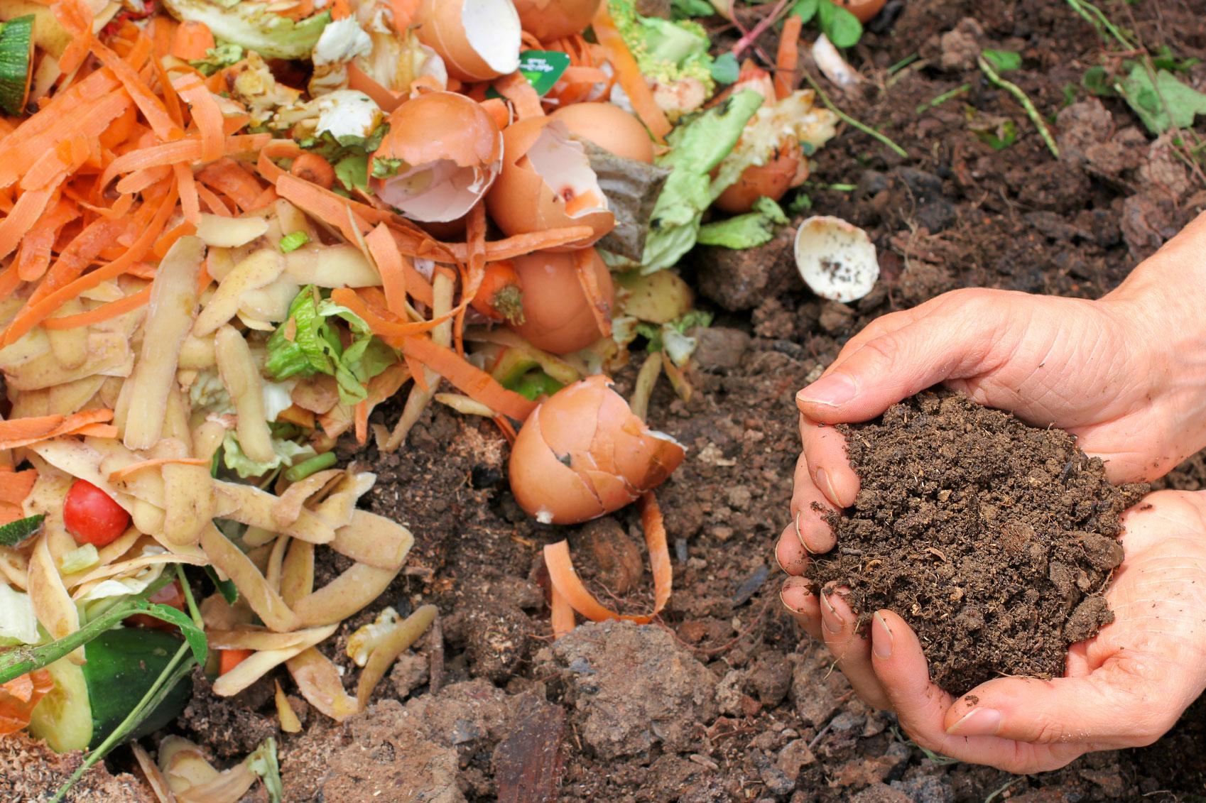 Entretenez votre compost